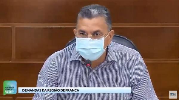 Deputado Gilmaci Santos